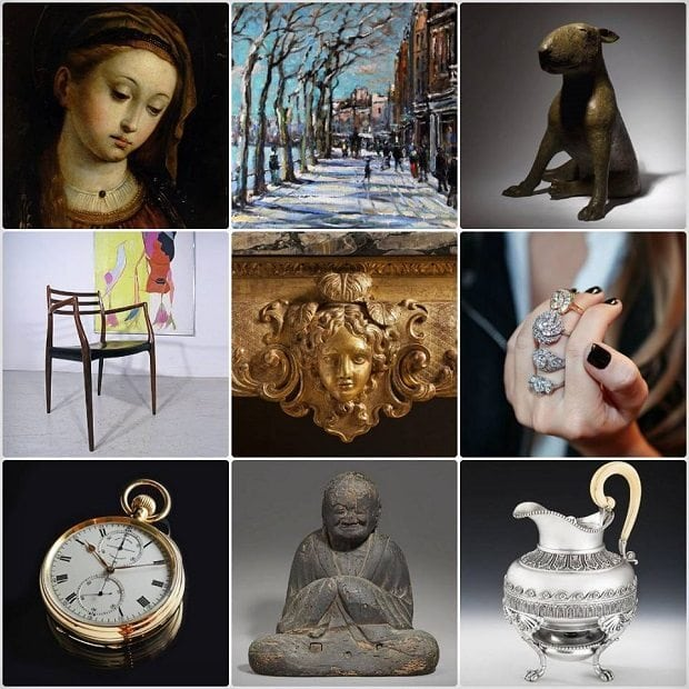 LAPADA Fine Art & Antiques Fair, Berkeley Square 22-27 September 2015.